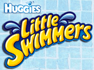 Logo Huggies Little Swimmers